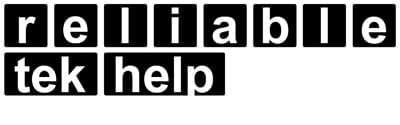 reliable tek help in louisville logo