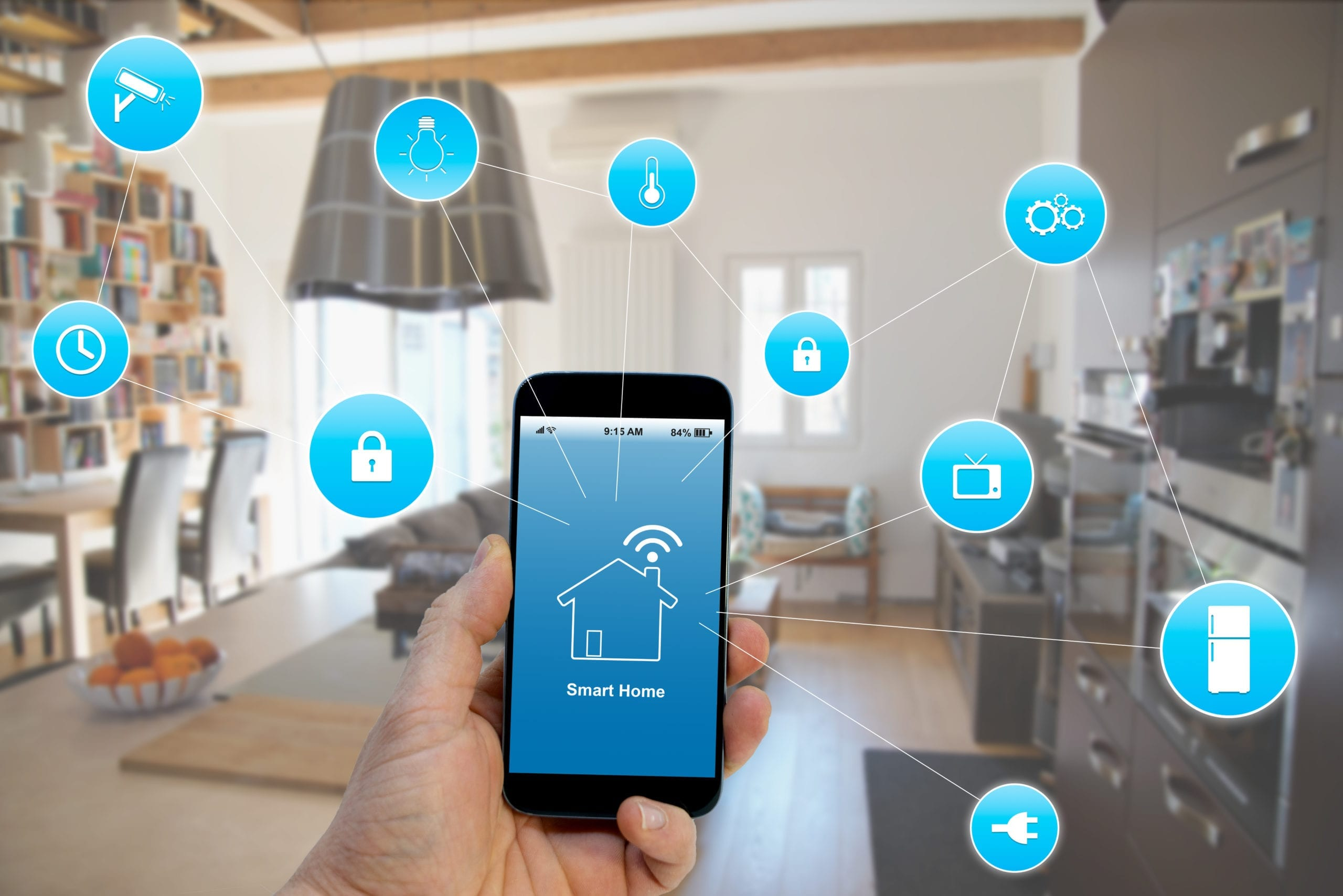 RTH can help install and support smart TVs, appliances, security systems, and more.